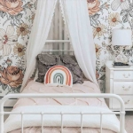 White-Play-Canopy-Bed-with-Lace