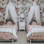 White-Play-Canopy-Bed-with-Lace-(2)
