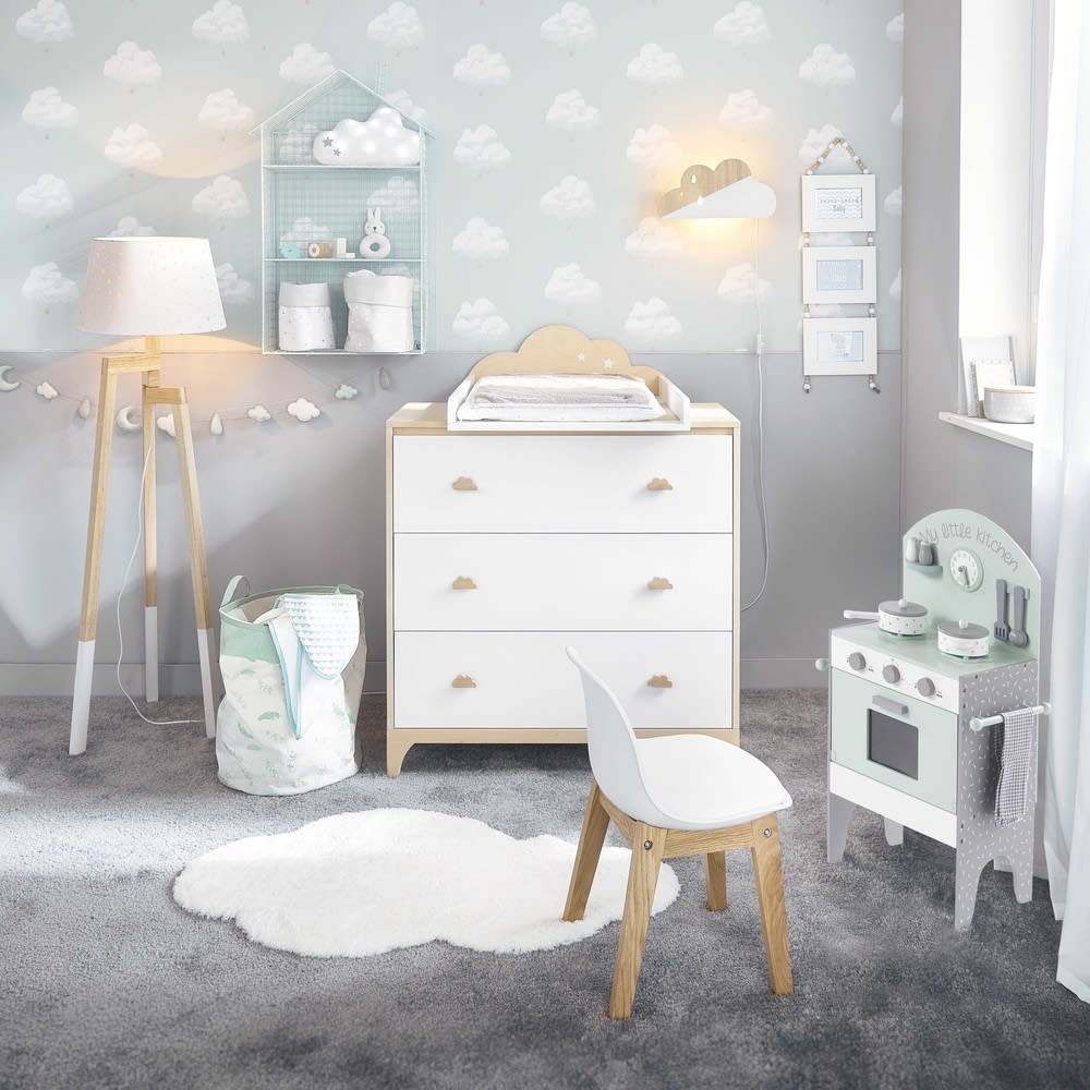 Find a comfortable dresser as a changing table