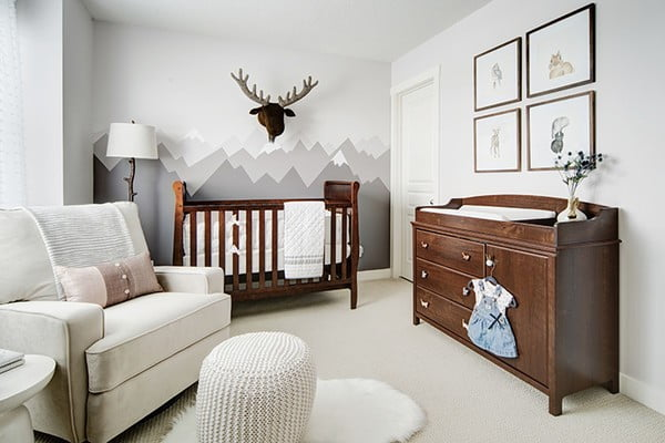 8 Adorable (and Actually Chic) Baby Nursery Decoration Ideas