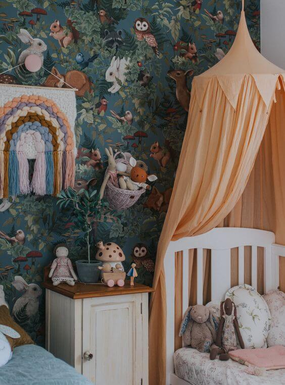 Psychological Significance of Nursery Colors-1